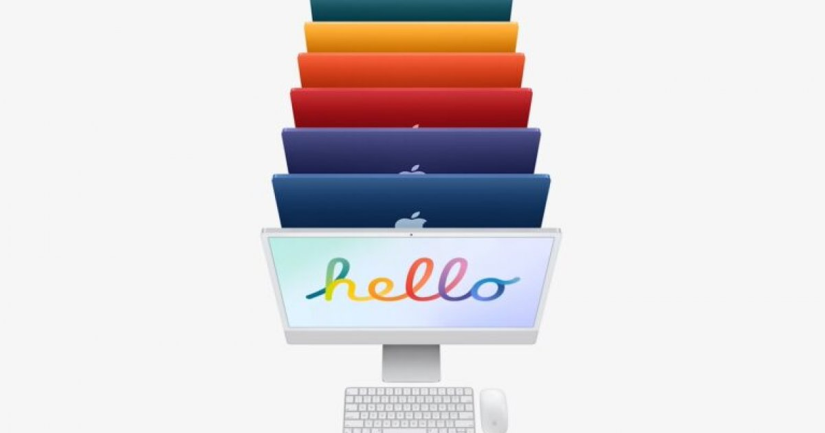 Apple M1-powered iMac 2021: Here's the official Malaysian ...
